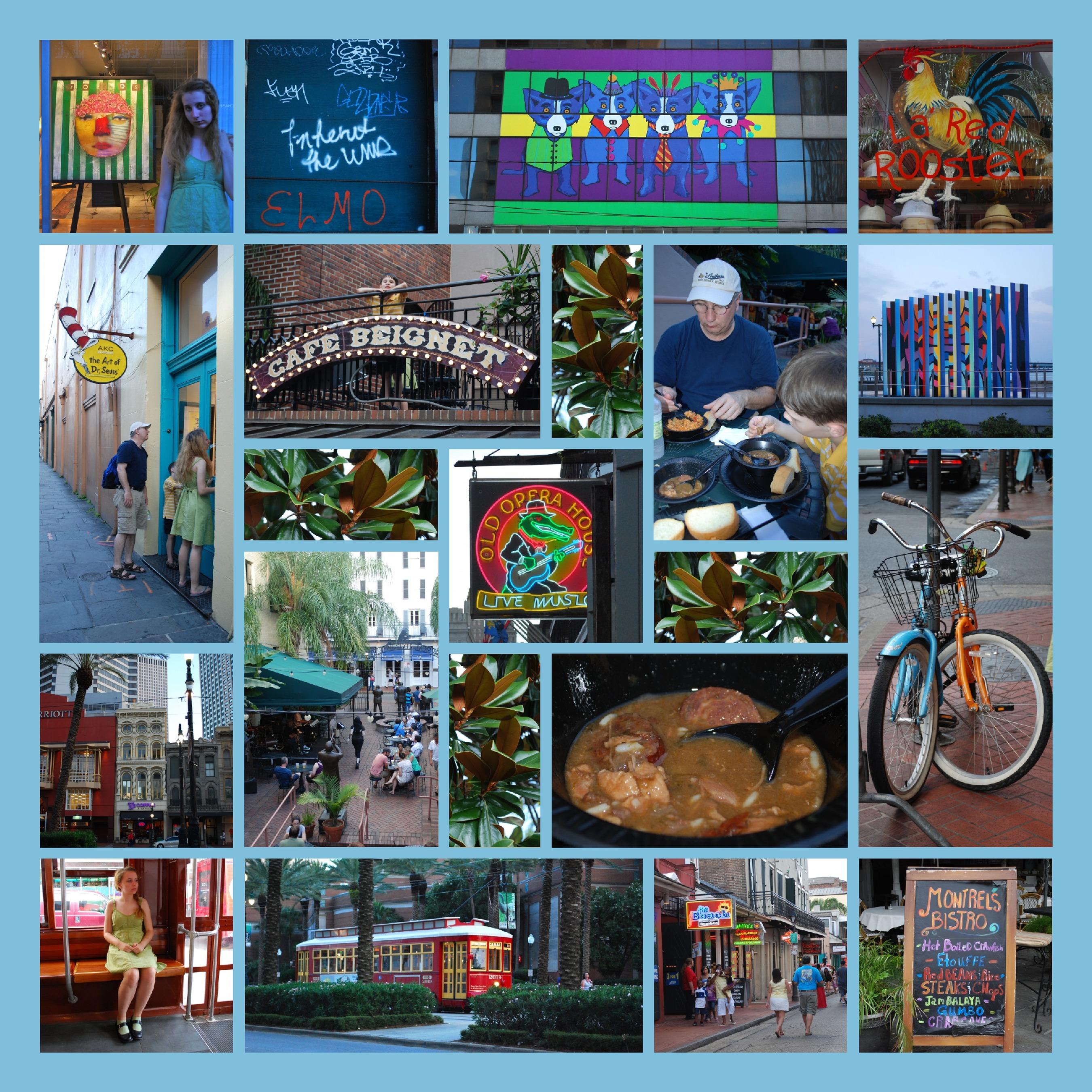 Photo Collage Ideas - Cropdog Photo Collage